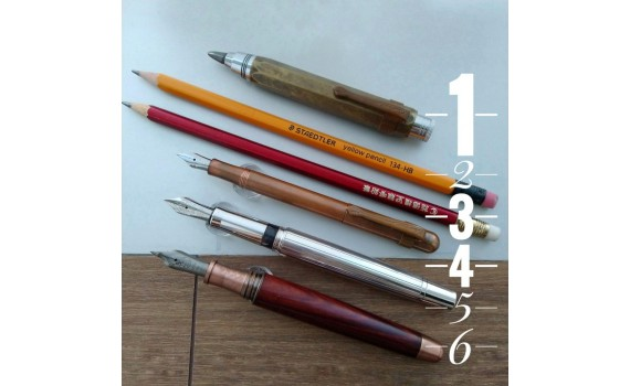 6 Best Pens Writing Test for Chinese Calligraphy