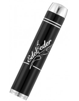 Editorial Edition, fountain pen, black lacquer, hand engraved, 18K gold nib EF