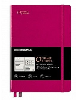 改變人生 Change Journal Leuchtturm1917 hk Berry-360441