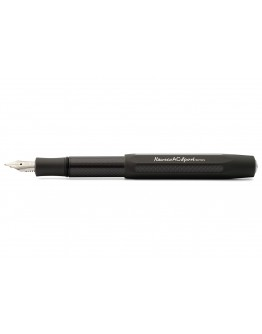 Kaweco AC Sport Fountain Pen  Black EF