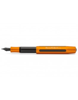 Kaweco AC Sport Fountain Pen Orange EF