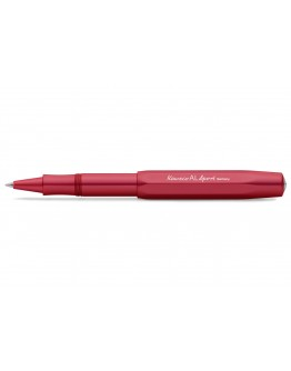 Kaweco AL SPORT Gel Roller Deep Red