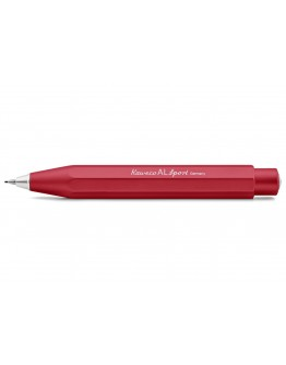 Kaweco AL SPORT Mechanical Pencil 0.7 mm Deep Red