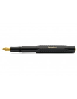 Kaweco CLASSIC Sport Chess Fountain Pen Black EF