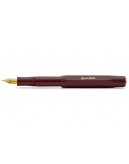 Kaweco CLASSIC Sport Fountain Pen Bordeaux  EF
