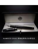 Kaweco DIA2 Fountain Pen Chrome (F nib)  - 10000557