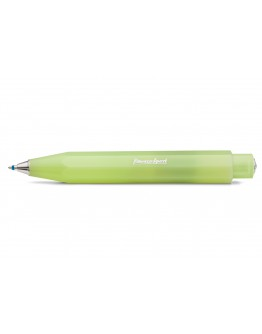 Kaweco FROSTED SPORT Ball Pen Fine Lime