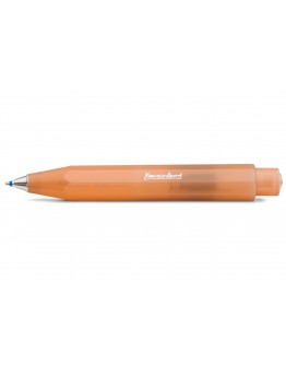 Kaweco FROSTED SPORT Ball Pen Soft Mandarin