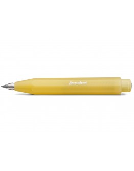 Kaweco FROSTED SPORT Clutch Pencil Sweet Banana 3.2 mm