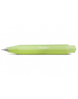 Kaweco FROSTED SPORT Mechanical Pencil Fine Lime 0.7 mm